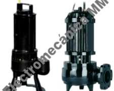 Bomba Zenit DGN 300/4/80 - 3 HP - Trifásica