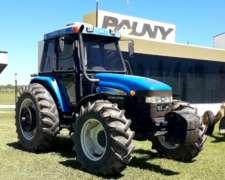 Tractor New Holland TM 135 Listo para Trabajar