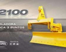Niveladora 3 Puntos Grosspal 3p 2100