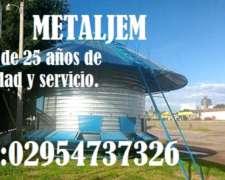Oferta.colonia Menonita.comederos Auto Consumo 12 Tn