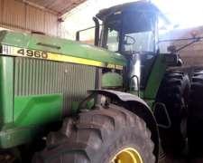 Tractor John Deere 4960, 225 HP. Power Shit
