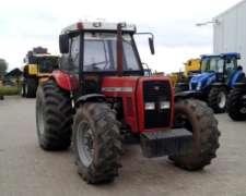 Tractor Massey Ferguson 297 - año 2005