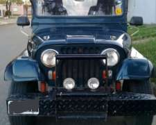 Jeep Ika Motor Ford