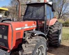 Tractor Massey Ferguson MF 297 - año 2004