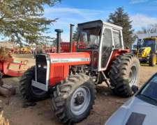 Tractor Massey Ferguson 1360 S4 Doble Traccion