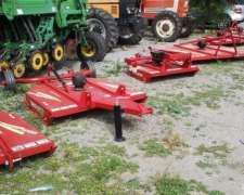 Desmalezadora Grass Cutter, 3 Puntos y Arrastre de 1,2-2 Mts