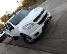Camioneta Chevrolet S10, 2012, Doble Cabina