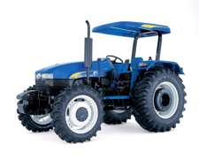 Tractor New Holland T T 3840 4 W D STD