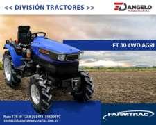 Tractores 30 HP Farmtrac