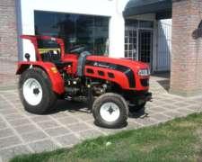 Tractor Hanomag 300p (rodado Parquero)