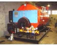Caldera A Gas Reparada 5tn Vapor /hr