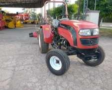 Hanomag 300p Parquero C/tres Puntos