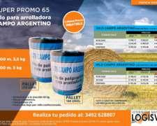 Hilo para Arrolladora Campo Argentino