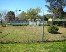 20 Has Campo Agrícola - Casa de Campo - R.payró, BS AS.