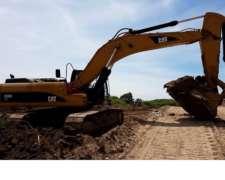 Excavadora Caterpillar 330 DML - muy Buena