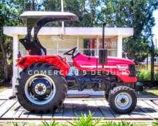 Tractor Apache Solis 35 RX 2wd Nuevo -9 de Julio
