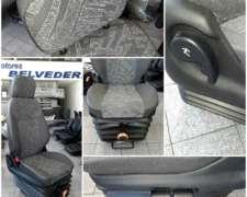 Butaca Isri Original Mercedes Benz Hidraulica 1620 1634 1720