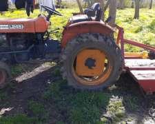 Kubota L245 TS - Desmalezadora Grass Cutter 1,5 Mts.-