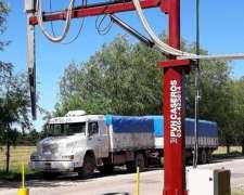 Caladores Hidráulicos PVH Caseros