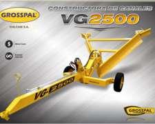 Constructora de Canales VG 2500 - Grosspal