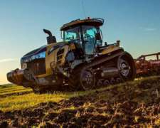 Tractor Valtra Modelo Mt875e