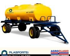 Acoplado Tanque 3750 Lts