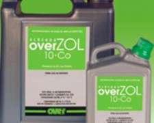 Overzol10co,ampliocontrol de Parásitos Internos Saguaypicida
