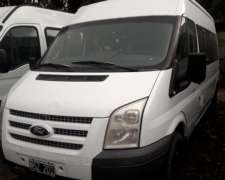 Transit Bus 2.2 Ford ---