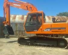 Excavadora Daewoo 170 (id226)