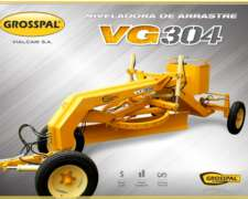Niveladora de Arrastre VG 304