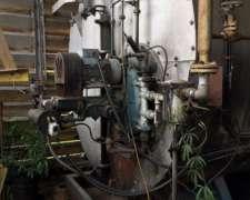 Caldera Humotubular De Fueloil 8kgs