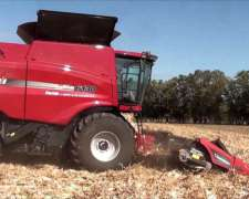Case Axial Flow 6130, sin Cabezal.