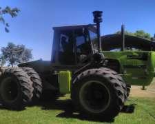Tractor Zanello 540, Duales 18.4x34, Puan