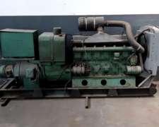 Grupo Electrógeno 80 KVA