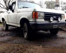 Ford F 100 año 1994 MWM 4 X 4