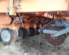 Sembradora Agrometal de 10 a 52 - Doble Fertilizacion.