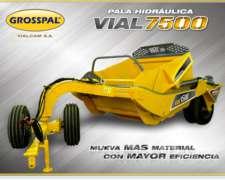 Pala Hidráulica Vial 7500