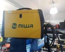 Soldadora Inverter MIG / MAG Niwa MULTI-180