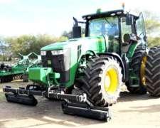 Rolos Pisa Rastrojos para Tractores y Cosechadoras