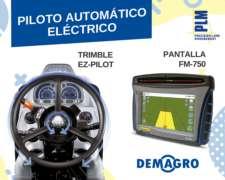 Pilotos Automáticos Eléctricos Trimble