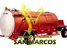 Acoplado Recolector Compactador - San Marcos