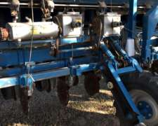 Sembradora Agroindustrial de 20 Surcos A 52 CM, Doble Fert.