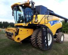 Cosechadora New Holland Impecable Estado