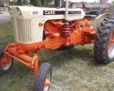Case 830 con Hidraulicos