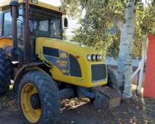 Tractor Pauny 250, Doble Tracción, Bolivar