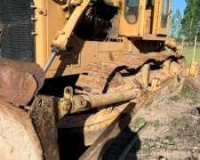 Topadora Caterpillar D8H Serie 24mil