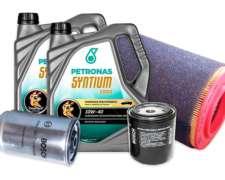 Kit Filtros + Aceite Syntium Ford Ranger 2.5 Maxion TD 00-01