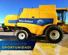New Holland CS660 año 2005