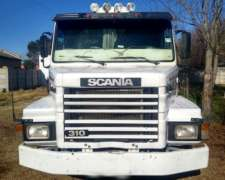 Scania 113 Trompa 310 CV año 1993. Carroceria Todo Puerta