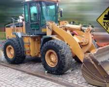 Lonking 856 2013 4000hs 3mt Cummins Financio Todo Vial